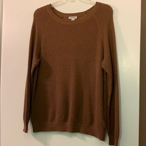 Old Navy XL brown sweater